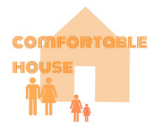 COMFORTABLE HOUSE